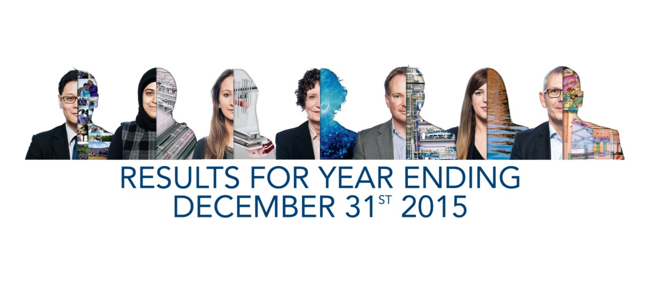 Full Year Results 2015