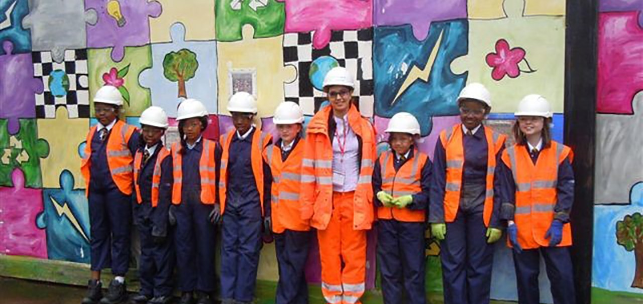 London Power Tunnels STEM education