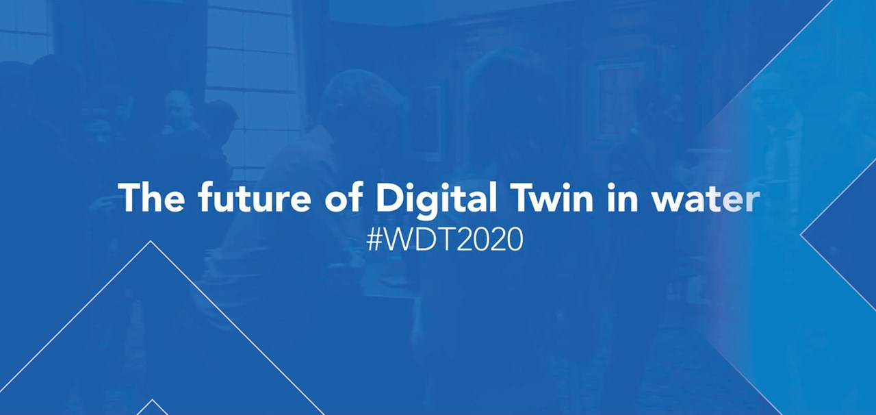 Digital twin in the water sector