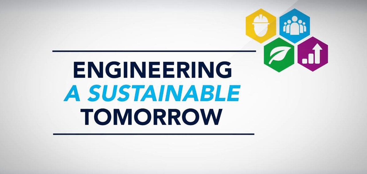 2017 – Engineering A Sustainable Tomorrow