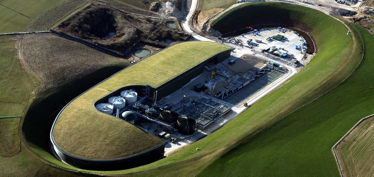 Peacehaven Waste Water Treatment Works