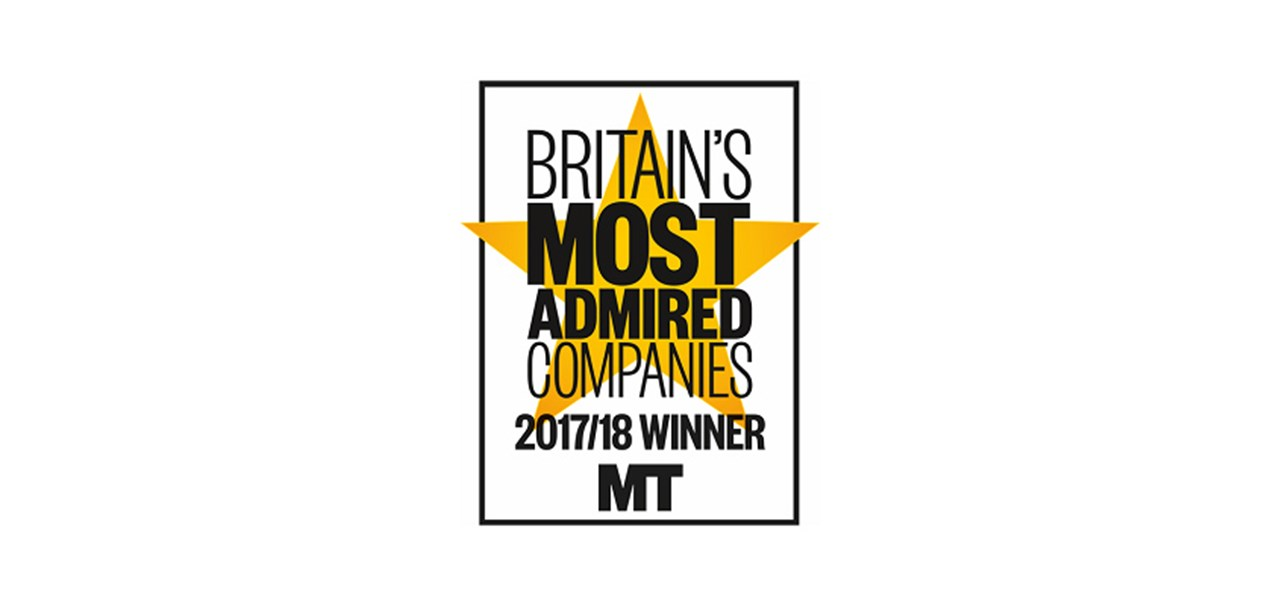 Costain Britains most admired company