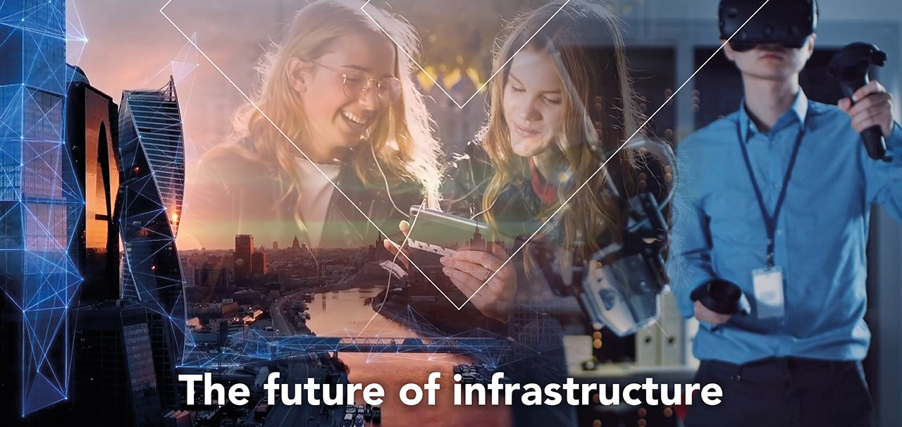The future of infrastructure