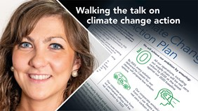 Lara Young, Costain group carbon manager